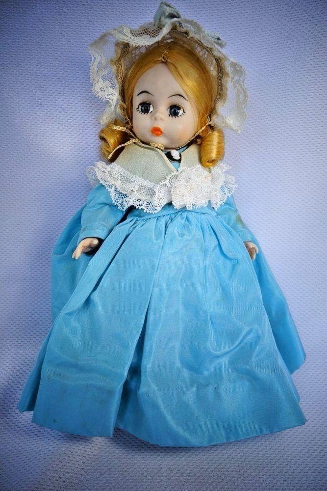 "Madame Alexander Int'l Series United States Doll #559 8"" #MadameAlexander #DollswithClothingAccessories"