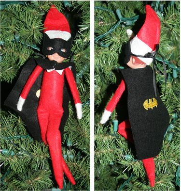 elf on the shelf felties - Google Search