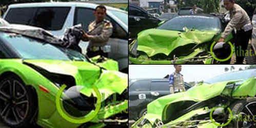 5 Fakta Kecelakaan Lamborghini Hotman Tewaskan 1 Orang