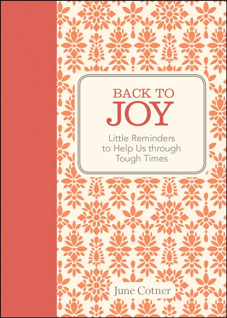 One of my prose pieces appears in Back to Joy, available on Amazon.