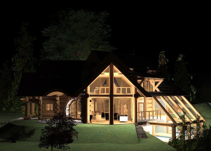 residence....