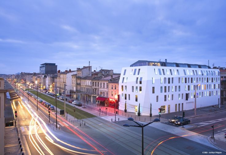 Bordeaux, Hotel Seeko