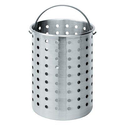 Bayou Classic Aluminum Perforated Baskets - B100
