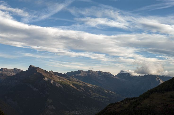 Autumn views from Valais