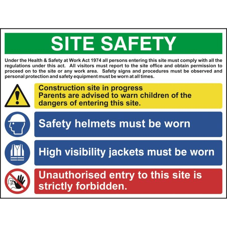 13 best Clever Safety Posters images on Pinterest Construction - health and safety policy
