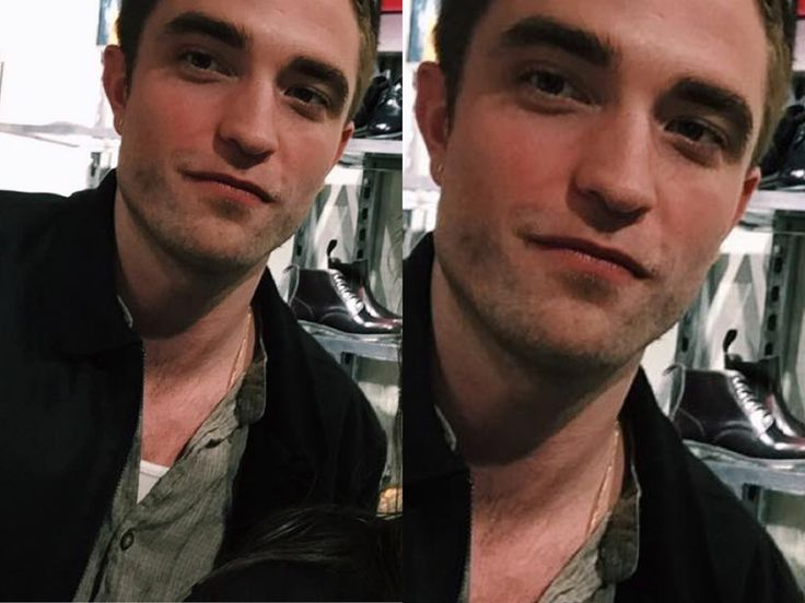 "dazzledbyrob: "" New fan pic of Rob in NYC Pic caption ""obviously still #teamedward "" """