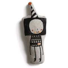 Soft Toy . Ralph Raddish . Grey