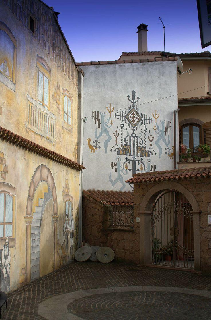 Murales Samugheo