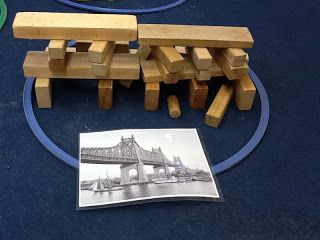 "Block Building Challenge - recreating buildings from photographs ("",)"