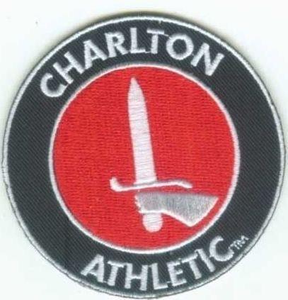 Charlton Athletic FC English England Premier League Football Soccer Badge Patch
