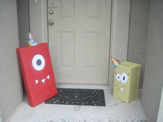 74 best Theme Little Monster images on Pinterest Birthdays