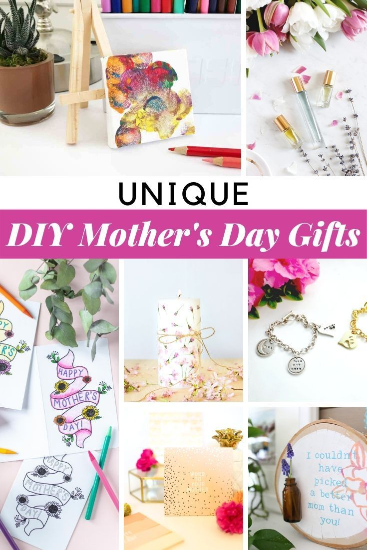 30 Stylish Creative Diy Mother S Day Gifts Joyful Derivatives