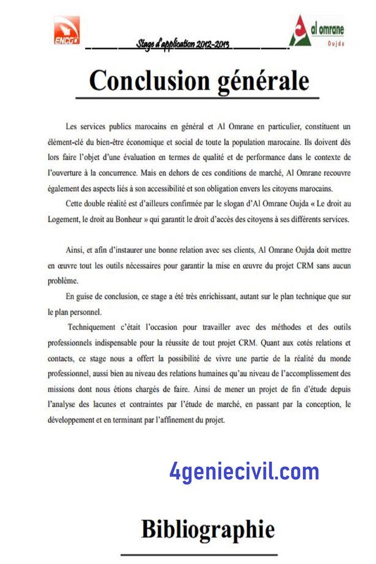 conclusion rapport de stage comptabilité pdf | Rapport de ...