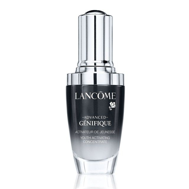 Advanced Genifique youth activating concentrate,Lancome Best for: An all-round serum. This serum is a best-seller for a reason. Not only does it soften skin, it also adds a generous glow and helps reduce the signs of ageing. If scientific skincare is your thing, this serum is the one for you.