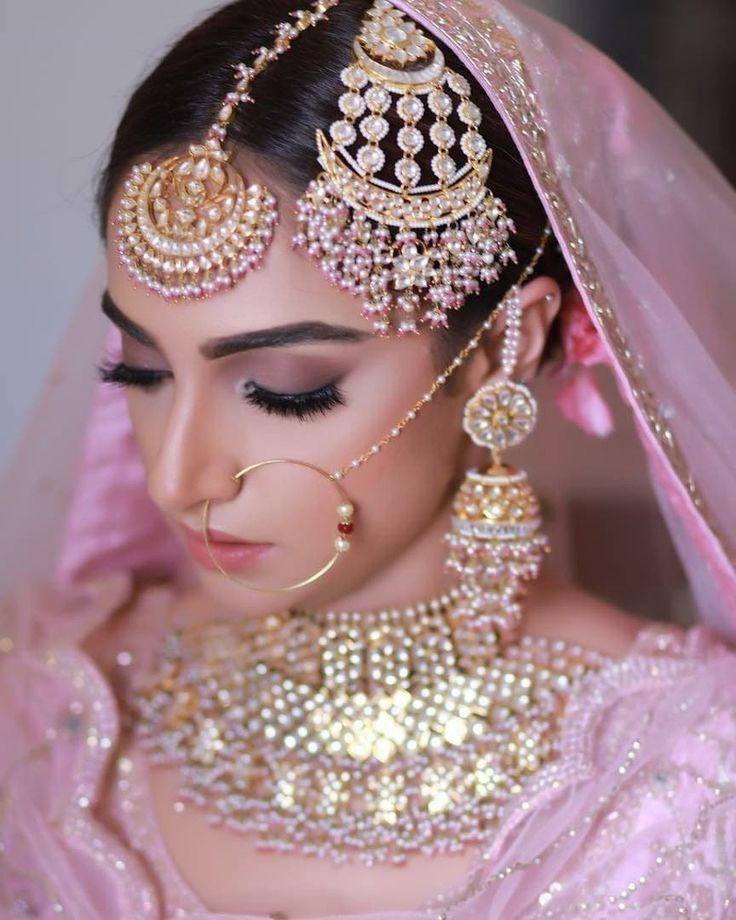 Braut Make-up Looks, die den 2018 Indian Wedding Season – Blog rockten   – Makeup