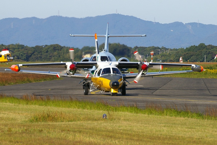 Mitsubishi Heavy Industries, Ltd./ 航空自衛隊 - Japan Air Self-Defense Force Mitsubishi MU-2S 63-3228 / 浜松基地 - Hamamatsu Airbase
