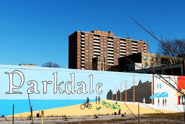 Im from parkdale. dont mess with me lol
