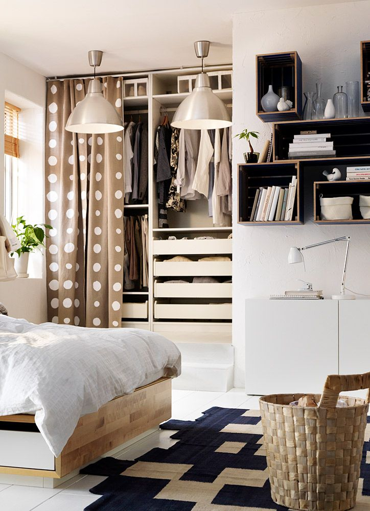 Un buen dormitorio ordena sueños y realidades.