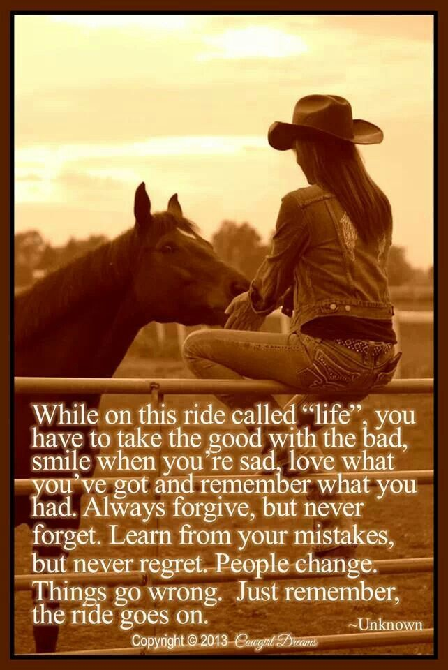 western quotes ... Quotes About Life Lessons And Love