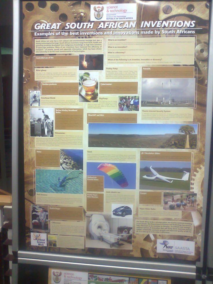 National Science Week display