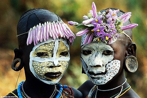 from Tribal Decoration of Africa