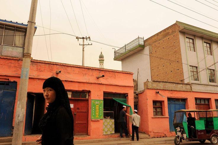 Xining / 西宁, Qinghai / 青海, China / 中国. Iunie 2009