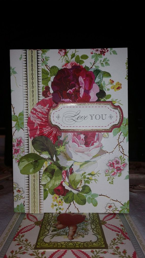 hand-made greeting card greeting card special by PrettyPinkPumpkin