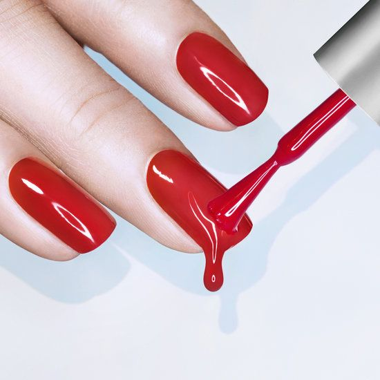How to Get Nail Polish Off Clothes   POPSUGAR Beauty It says the site is suspicious, but I didn't have a problem.