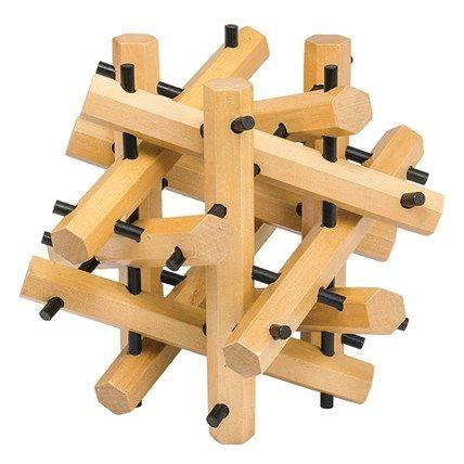 Lab Test Molecule Puzzle