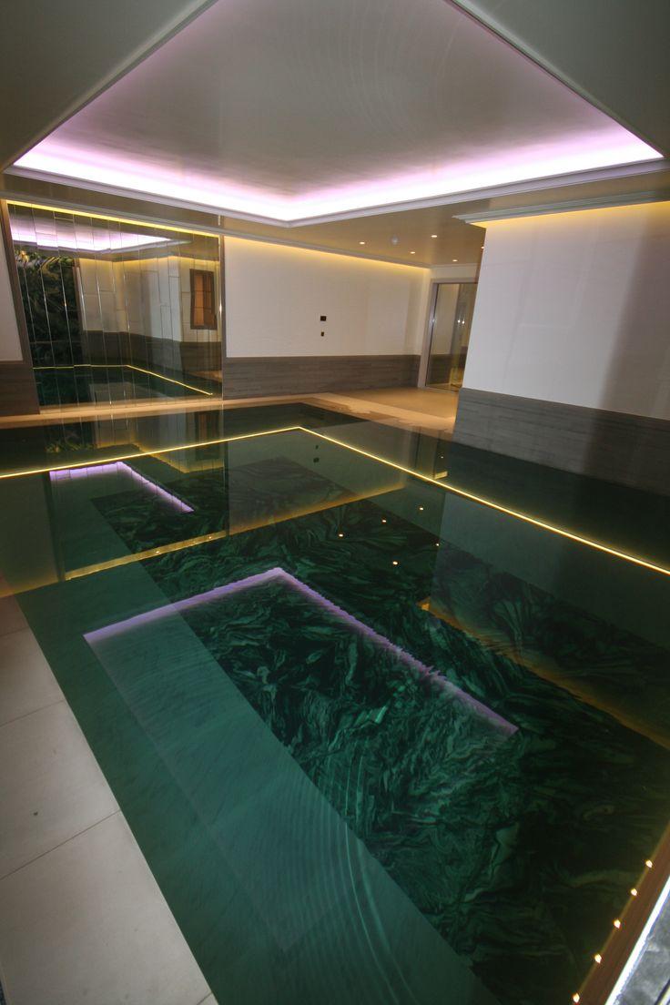 Luxury Award Winning Swimming Pool Design and
