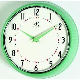 retro clock vintage clocks vintage walls antique clocks kitchen clocks ...