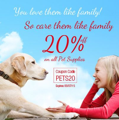Best 17 deal of the day images on pinterest buy online pet supplies for your favorite pet fandeluxe Choice Image