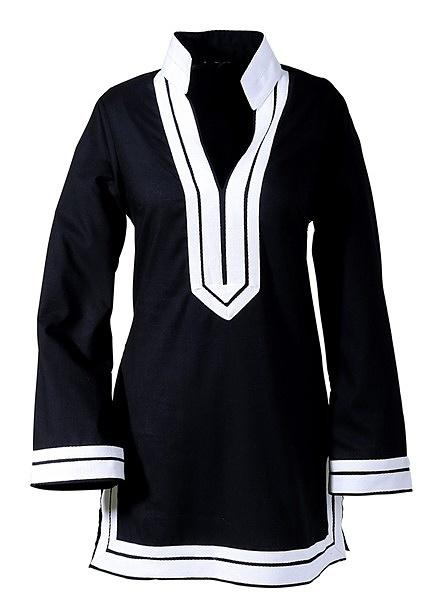 Kurti blouse Indian kurti blouse with a • £19.99 • bonprix