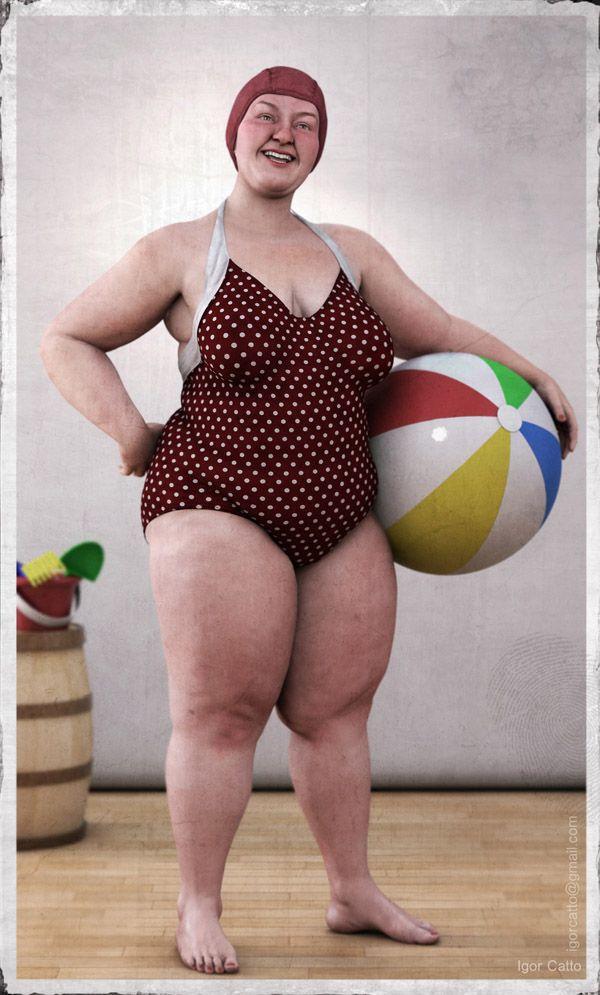 Fat Summer by igor_catto
