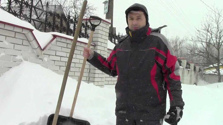 Как меня замело снегом и я чуть не стал уткой!