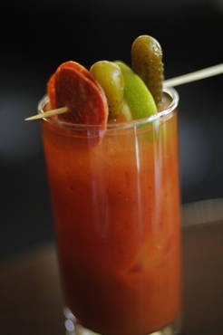 68 Best Images About Bloody Mary Bar On Pinterest
