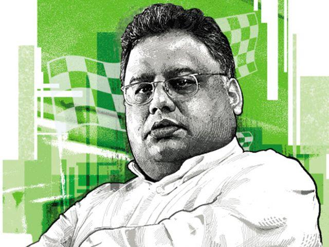 Rakesh Jhunjhunwala picks up 10 lakh shares in this smallcap company - Economic Times #757Live