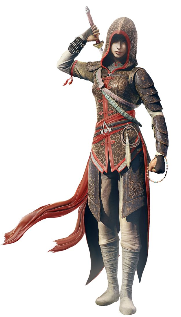 """Which """"Assassin's Creed"""" Character Are You"""