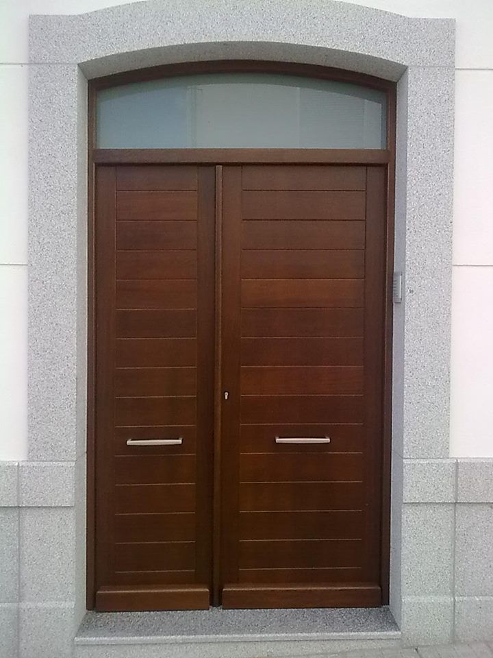 54 best images about puertas rustica exterior on pinterest - Puerta rustica exterior ...