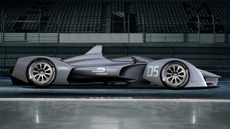 Elektrische racewagens krijgen futuristisch design | Bright.nl