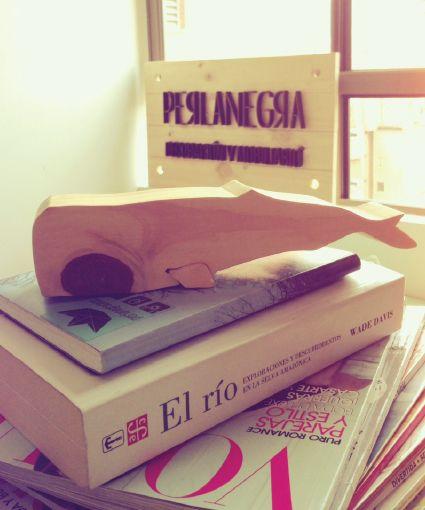 Wood Whale #wood #whale #perlanegra #brand