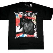 Панк рок футболка Sex Pistols Experience