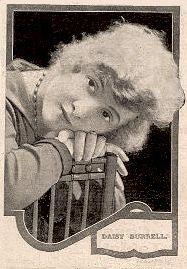 "Daisy Burrell, 1919.- Amy en ""Mujercitas"" 1917"