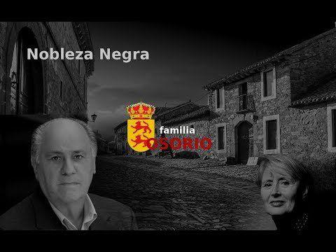 Amancio Ortega, los Osorio y sus vínculos con la Nobleza Negra - Jorge Guerra - YouTube