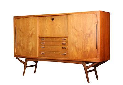 Dove comprare mobili danesi Anni '50