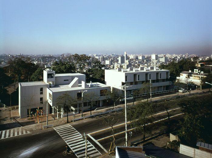 Maki and Associates, Hillside Terrace Complex