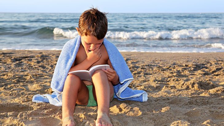 How to get kids reading this summer.