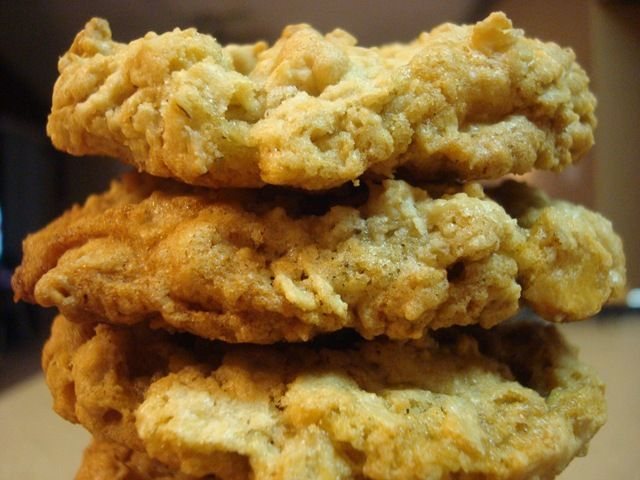 oatmeal butterscotch cookies | Products I Love | Pinterest