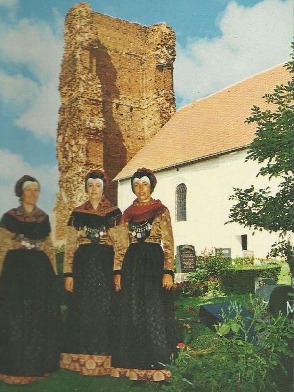 Pälweerm / Pellworm (Schleswig-Holstein, Kreis Nordfriesland) -