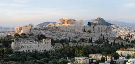 Best Budget Omonoia Hotels, near Acropolis in Athens, Photo by Christophe Meneboeuf
